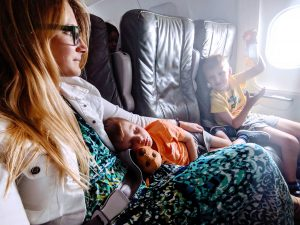 flying with kids jetblue