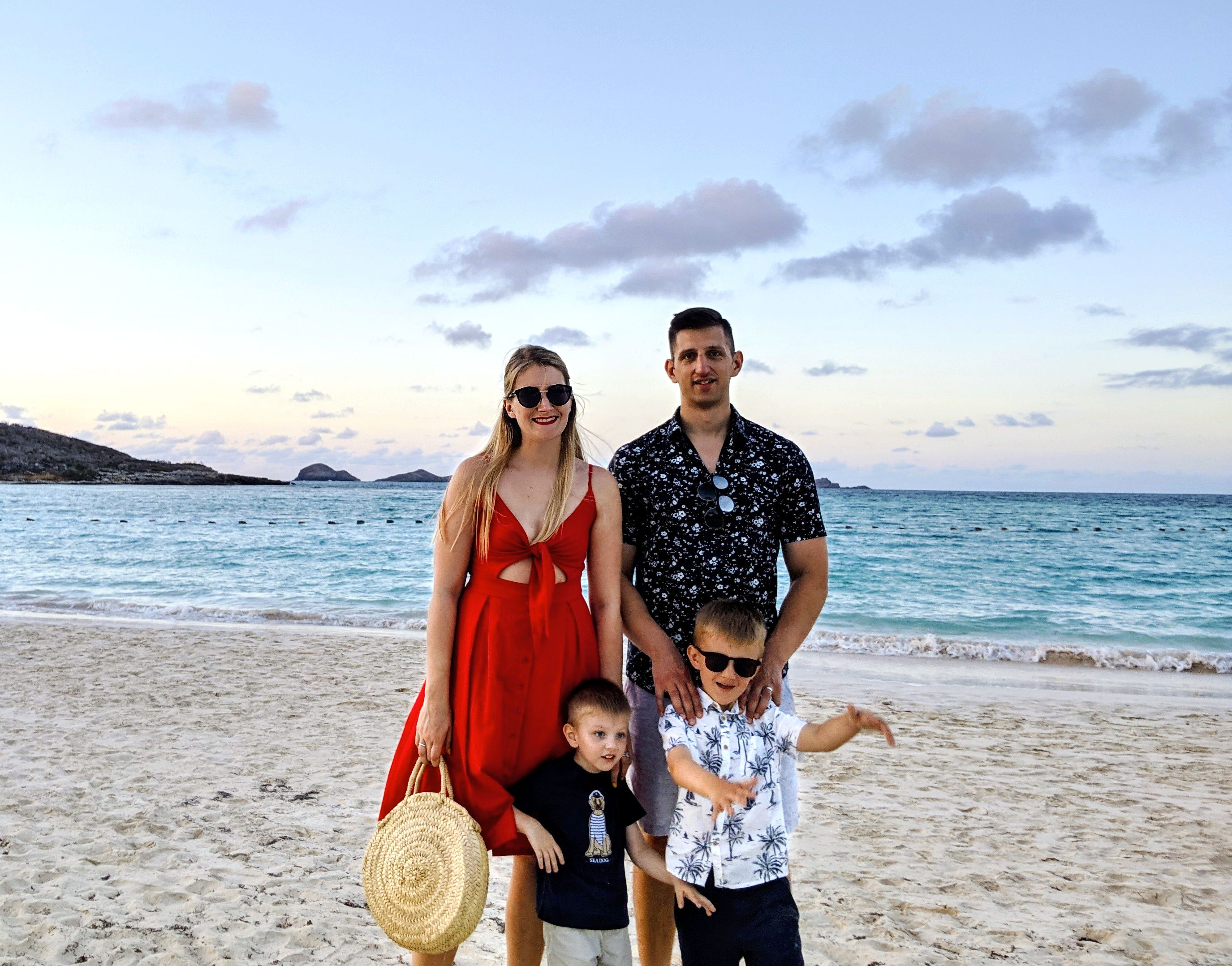 Family Travel St Barths
